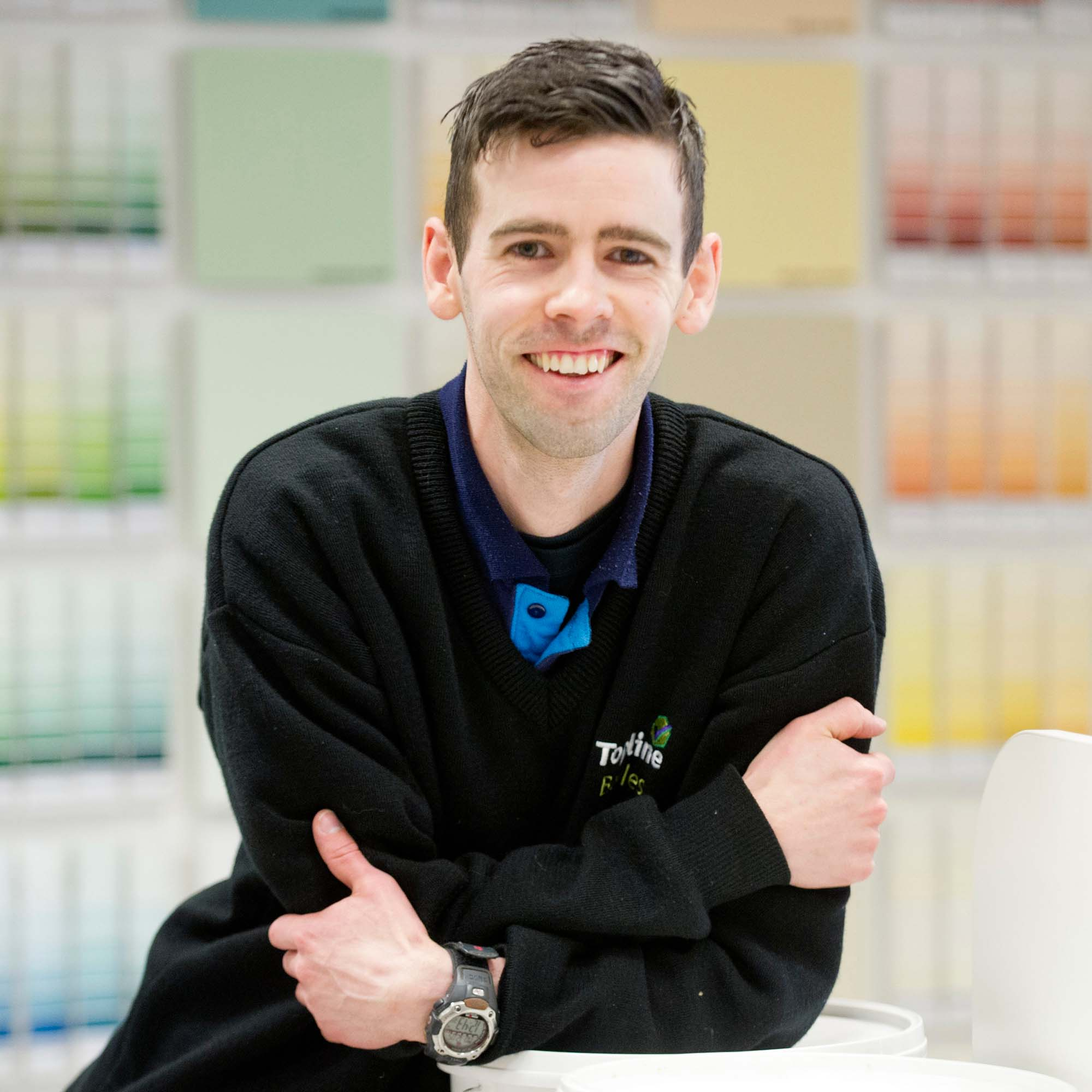 Paint Consultant - Patrick O' Connor