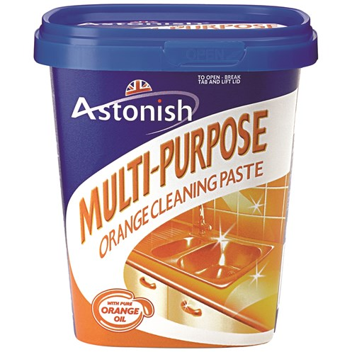 Astonish  Multi-Purpose Orange Cleaning Paste - 500g