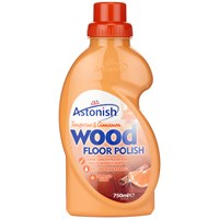 Astonish  Wood Floor Polish Tangerine and Cinnamon - 750ml