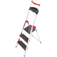 Hailo  Champions Line XXR 225 Step Ladder - 3 Steps