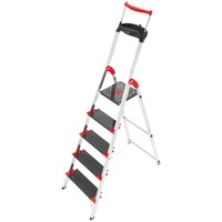 Hailo  Champions Line XXR 225 Step Ladder - 5 Steps