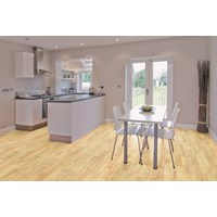 Kronotex Smart 7mm 3-Strip Mountain Maple Laminate Floor - 2.4m² Pack