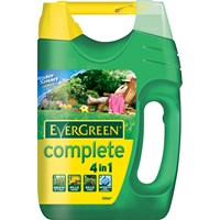 Evergreen  Complete Spreader 4 in 1 Lawn Feed - 100m²