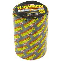 Evo-Stik  Flashband Self Adhesive Flashing Tape 300mm x 10m - Grey