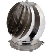 Colt  Revolving Mini Rotorvent Chimney Cowl - 80 to 180mm