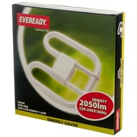 Eveready  CFL 2D 2 Pin Light Bulb - 28W