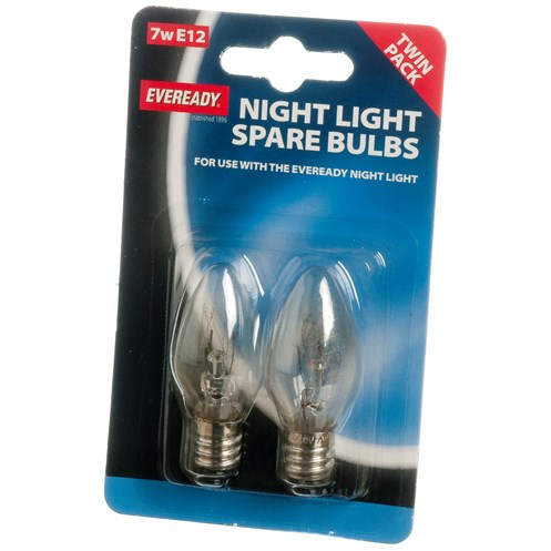 Eveready  Incandescent Night Light Bulb - 7W MES