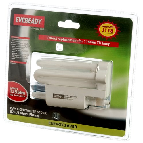 Eveready  Linear Light Bulb - 24W