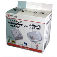 Ei Electronics  EI 122 Smoke & Carbon Monoxide Twin Pack