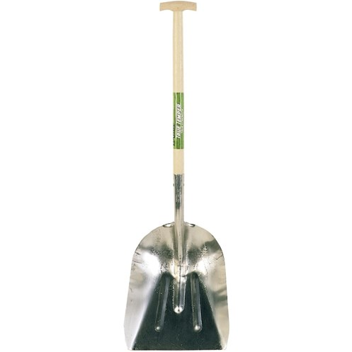 True Temper Darby Aluminium T Handle Grain Shovel - 32in
