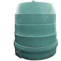 Carbery  Vertical Oil Tank - 5,000 Litre