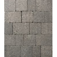 Kilsaran Mellifont Block 3 Size Mix 60mm - Charcoal