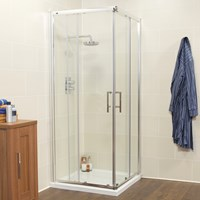 Kristal K2 800 Corner Entry Shower Door Enclosure