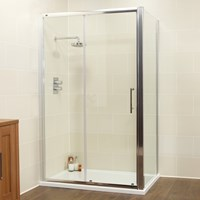 Kristal K2 1200 Slider Shower Door Enclosure