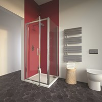 Bathroom Studio  City Plus Pivot Door