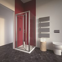 Bathroom Studio  City Plus Bifold Door